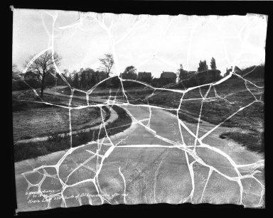 Street Improvement Photographs -- Box 38, Folder 23 (Kreis Lane) -- negative, 1934-10-19