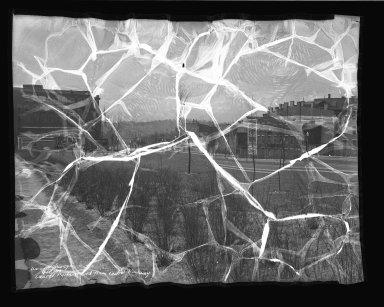 Street Improvement Photographs -- Box 38, Folder 42 (Laurel Parkway) -- negative, 1936-04-16