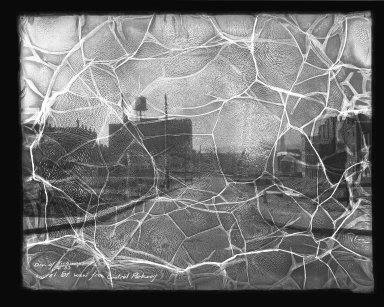 Street Improvement Photographs -- Box 38, Folder 45 (Laurel Parkway) -- negative, 1933-11-04