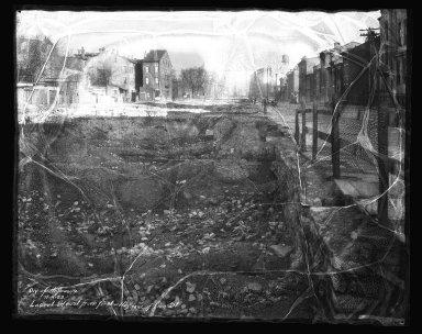 Street Improvement Photographs -- Box 38, Folder 46 (Laurel Parkway) -- negative, 1933-11-08