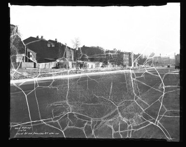 Street Improvement Photographs -- Box 38, Folder 46 (Laurel Parkway) -- negative, 1934-11-07