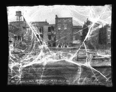 Street Improvement Photographs -- Box 38, Folder 47 (Laurel Parkway) -- negative, 1933-02-05