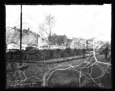 Street Improvement Photographs -- Box 38, Folder 47 (Laurel Parkway) -- negative, 1933-01-05