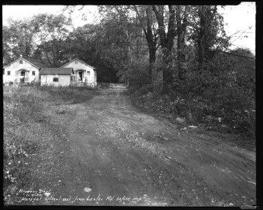 Street Improvement Photographs -- Box 40, Folder 28 (Marryat Street) -- negative, 1930-10-09