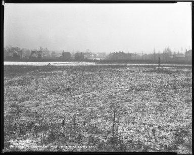 Street Improvement Photographs -- Box 42, Folder 38 (Northwood Drive) -- negative, 1938-12-30