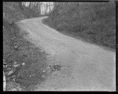 Street Improvement Photographs -- Box 44, Folder 57 (Sheffield Avenue) -- negative, 1929