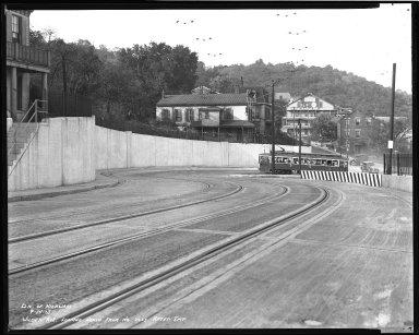 Street Improvement Photographs -- Box 47, Folder 26 (Wilder Avenue) -- negative, 1939-09-14