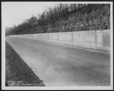 Street Improvement Photographs -- Box 48, Folder 02 (October 10, 1930 - March 12, 1931) -- print, 1931-03-12