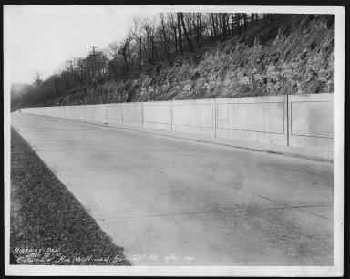 Street Improvement Photographs -- Box 48, Folder 02 (March 12, 1931 - April 29, 1932) -- print, 1931-03-12