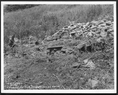 Street Improvement Photographs -- Box 48, Folder 04 (April 29, 1932 - June 8, 1932) -- print, 1932-06-07