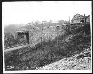 Street Improvement Photographs -- Box 48, Folder 12 (January 10, 1936 - January 15, 1936) -- print, 1936-01-15