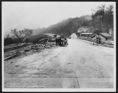 Street Improvement Photographs -- Box 48, Folder 13 (April 21, 1936 - May 5, 1936) -- print, 1936-04-21