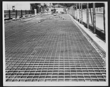 Street Improvement Photographs -- Box 48, Folder 14 (June 23, 1936) -- print, 1936-06-23