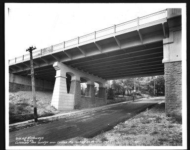 Street Improvement Photographs -- Box 48, Folder 16 (September 9, 1936) -- print, 1936-09-09