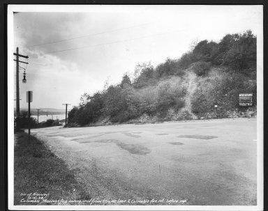 Street Improvement Photographs -- Box 48, Folder 17 (October 21, 1936) -- print, 1936-10-21