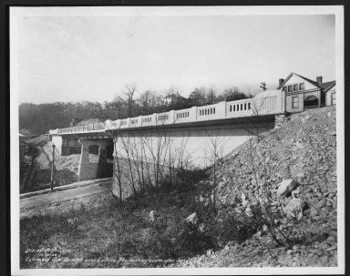 Street Improvement Photographs -- Box 48, Folder 18 (November 30, 1936) -- print, 1936-11-30