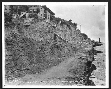 Street Improvement Photographs -- Box 48, Folder 21 (May 5, 1937 - June 5, 1937) -- print, 1937-06-05