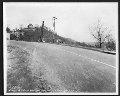 Street Improvement Photographs -- Box 48, Folder 30 (November 12, 1937 - December 28, 1937) -- print, 1937-11-12