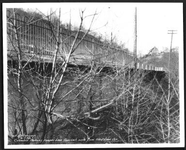 Street Improvement Photographs -- Box 48, Folder 31 (March 1, 1938 - March 21, 1938) -- print, 1938-03-01