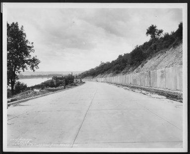 Street Improvement Photographs -- Box 48, Folder 32 (April 4, 1938 - May 20, 1938) -- print, 1938-05-20