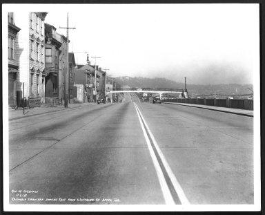 Street Improvement Photographs -- Box 48, Folder 35 (November 6, 1938 - November 27, 1938) -- print, 1938-11-06