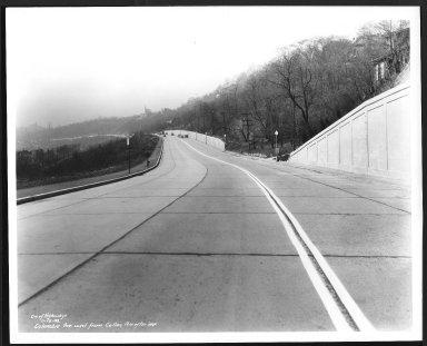 Street Improvement Photographs -- Box 48, Folder 35 (November 6, 1938 - November 27, 1938) -- print, 1938-11-16