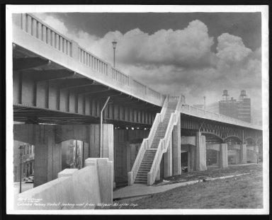 Street Improvement Photographs -- Box 48, Folder 35 (November 6, 1938 - November 27, 1938) -- print, 1938-11-19