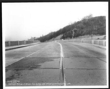 Street Improvement Photographs -- Box 48, Folder 35 (November 6, 1938 - November 27, 1938) -- print, 1938-11-21