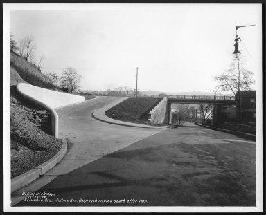 Street Improvement Photographs -- Box 48, Folder 36 (November 30, 1938 - December 28, 1938) -- print, 1938-12-28