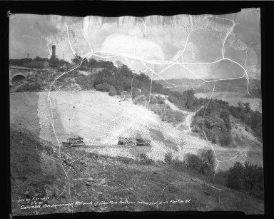 Street Improvement Photographs -- Box 50, Folder 13 (September 1, 1937 - September 3, 1937) -- negative, 1937-09-02