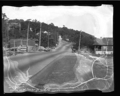 Street Improvement Photographs -- Box 50, Folder 16 (September 24, 1937 - September 28, 1937) -- negative, 1937-09-24