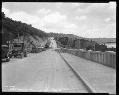 Street Improvement Photographs -- Box 50, Folder 22 (May 2, 1938 - June 27, 1938) -- negative, 1938-05-20