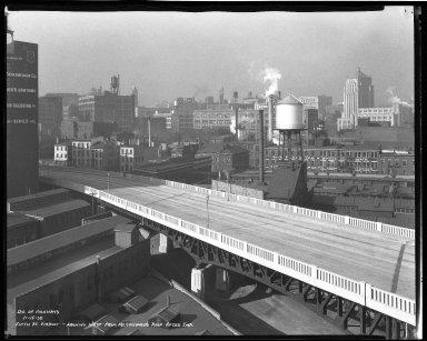 Street Improvement Photographs -- Box 50, Folder 27 (November 15, 1938 - November 21, 1938) -- negative, 1938-11-15