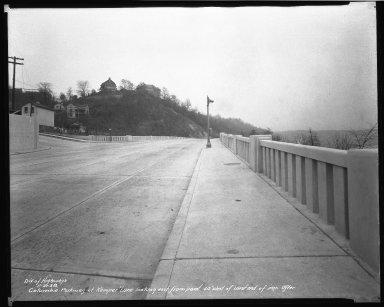Street Improvement Photographs -- Box 50, Folder 27 (November 15, 1938 - November 21, 1938) -- negative, 1938-11-21