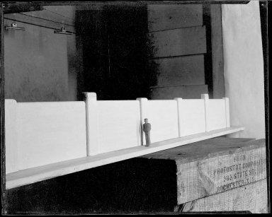 Street Improvement Photographs -- Box 50, Folder 33 (Undated) -- negative, 1936
