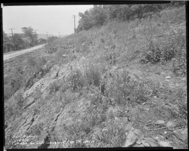 Street Improvement Photographs -- Box 51, Folder 06 (June 7, 1932 - June 8, 1932) -- negative, 1932-06-07