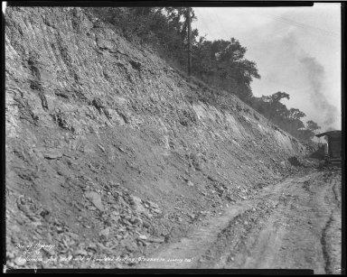 Street Improvement Photographs -- Box 51, Folder 07 (August 25, 1932 - December 9, 1932) -- negative, 1932-09-09
