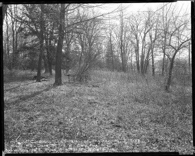 Street Improvement Photographs -- Box 52, Folder 01 (February 19, 1954) -- negative, 1954-02-19