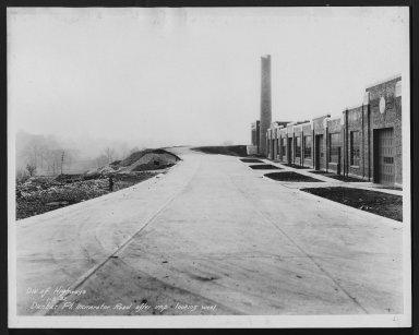 Miscellaneous Photographs -- Box 53, Folder 17 (Dunbar Incinerator) -- print, 1932-01-08