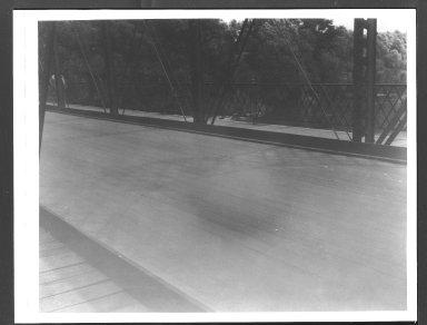 Miscellaneous Photographs -- Box 53, Folder 20 (Elartite Bridge) -- print, 1927