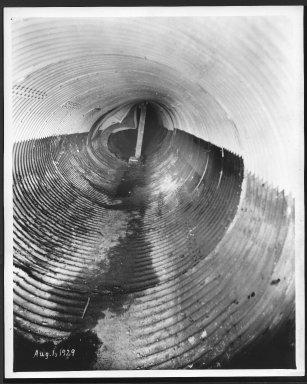 Miscellaneous Photographs -- Box 53, Folder 28 (Lunken Airport) -- print, 1929-08-01