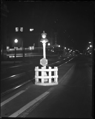 Miscellaneous Photographs -- Box 54, Folder 04 (Beacon Lights) -- negative, 1940