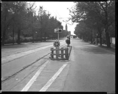 Miscellaneous Photographs -- Box 54, Folder 04 (Beacon Lights) -- negative, 1940