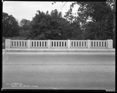 Miscellaneous Photographs -- Box 54, Folder 05 (Bridges) -- negative, 1940