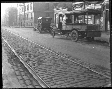 Miscellaneous Photographs -- Box 54, Folder 07 (Cincinnati Traction Company) -- negative, 1925