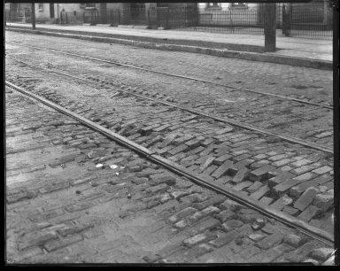 Miscellaneous Photographs -- Box 54, Folder 08 (Cincinnati Traction Company) -- negative, 1925