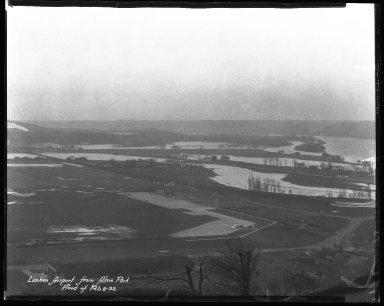 Miscellaneous Photographs -- Box 54, Folder 26 (Lunken Airport) -- negative, 1932-02-08