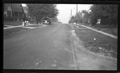 Miscellaneous Photographs -- Box 54, Folder 32 (Palmetto St. Blaney to W. Term.) -- negative, 1940-10-20