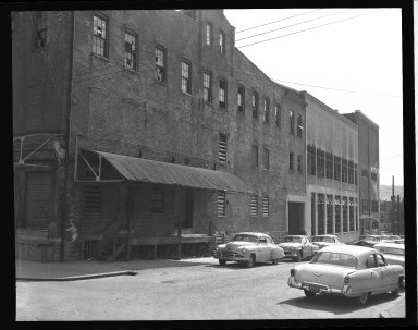 Miscellaneous Photographs -- Box 54, Folder 35 (Schroth Packing House Sidney Brant) -- negative, 1955