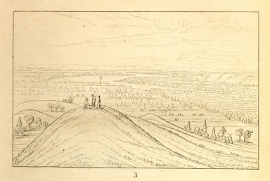 [Fort Union, mouth of the Yellowstone River, 2000 miles above St. Louis, Letters and Notes on the Manners, Customs, and Condition of the North American Indians.]